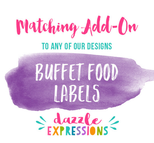 ADD ON Food Labels