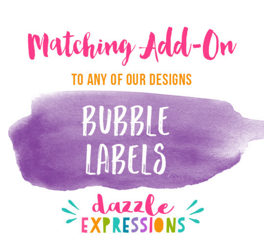 ADD ON Bubble Labels