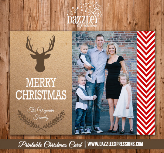 2014 Collection - Christmas Card 20 - Printable