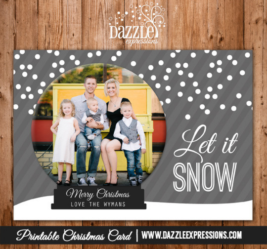 2014 Collection - Christmas Card 4 - Printable