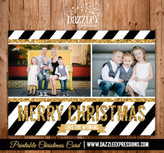 2014 Collection - Christmas Card 6 - Printable