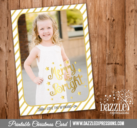 2014 Collection - Christmas Card 8 - Printable