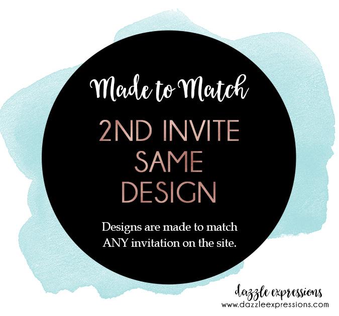 2nd Invitation