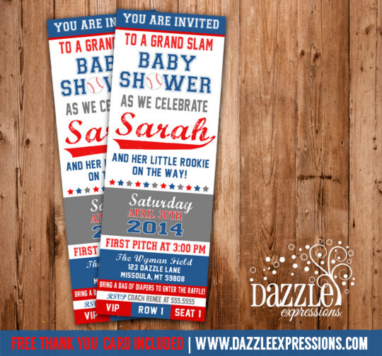 printable diy baby shower invitations by dazzle expressions, Baby shower invitations