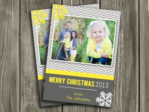 Christmas Card 12 - Printable
