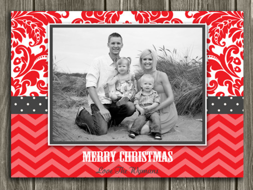 Christmas Card 14 - Printable