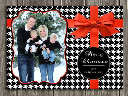 Christmas Card 15 - Printable