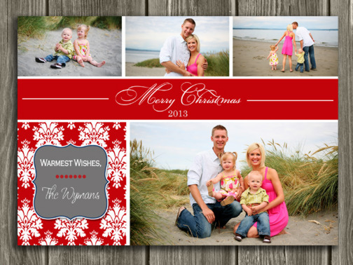 Christmas Card 16 - Printable