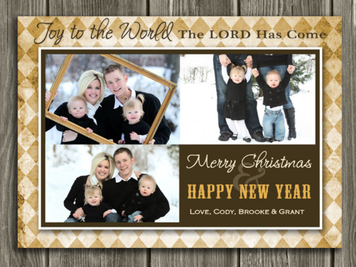 Christmas Card 17 - Printable