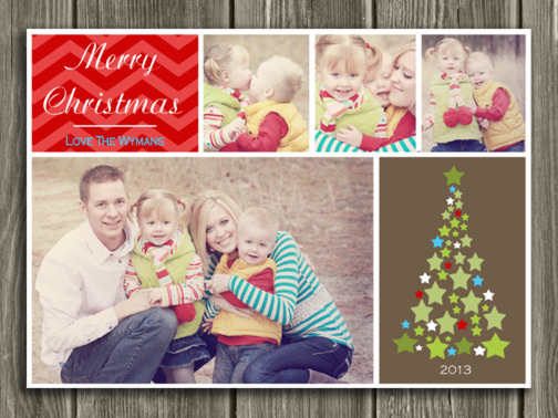 Christmas Card 18 - Printable