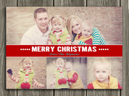 Christmas Card 19 - Printable