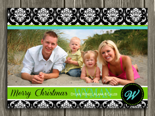 Christmas Card 20 - Printable