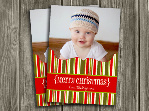 Christmas Card 21 - Printable