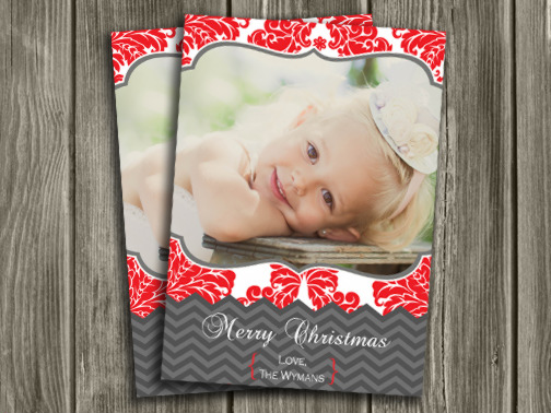 Christmas Card 22 - Printable