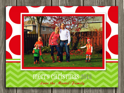 Christmas Card 23 - Printable