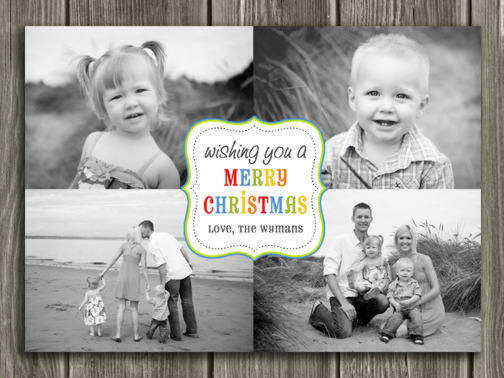 Christmas Card 25 - Printable