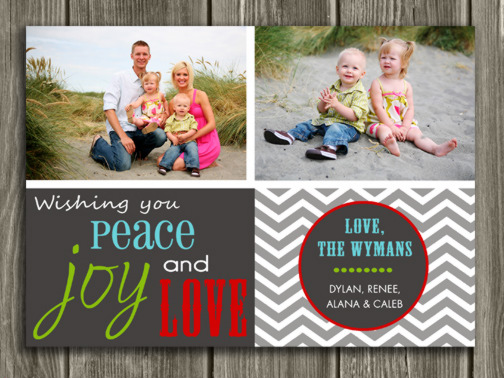 Christmas Card 26 - Printable