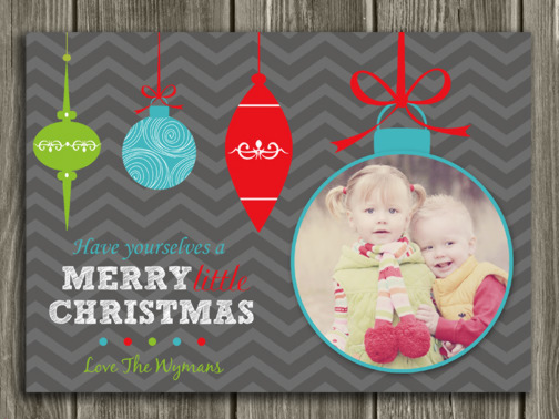 Christmas Card 27 - Printable
