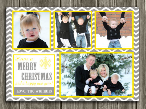 Christmas Card 31 - Printable