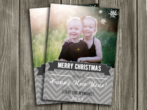 Christmas Card 32 - Printable