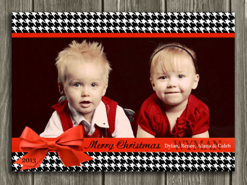 Christmas Card 4 - Printable
