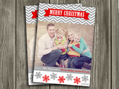 Christmas Card 6 - Printable
