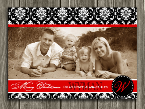 Christmas Card 7 - Printable