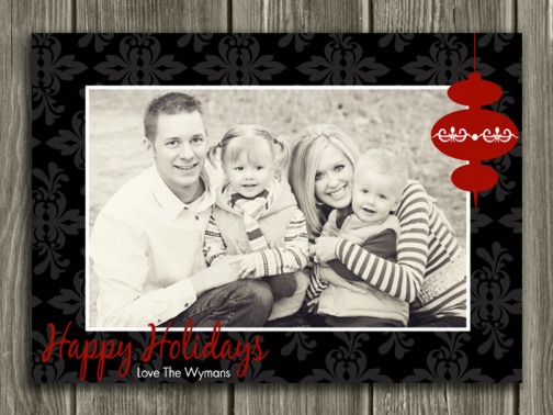 Christmas Card 9 - Printable