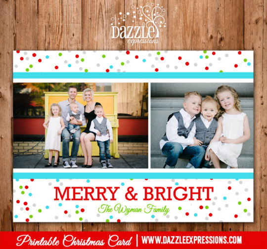 2014 Collection - Christmas Card 17 - Printable