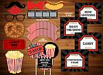 Movie Night Ticket Complete Party Package